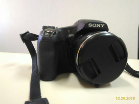 Câmera Sony Cyber-shot Hx100v