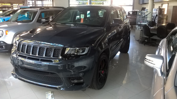 Jeep Grand Cherokee 6.4 Srt Atx 465hp At Nuevo 0km 2019