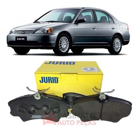 Pastilha Freio Honda Civic 2001 2002 2003 2004 2005 2006