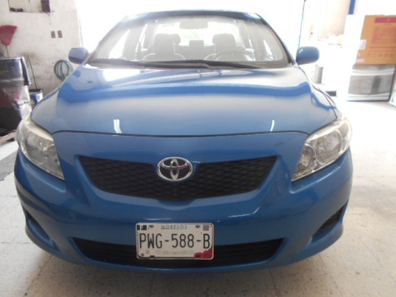 Toyota Corolla Azul