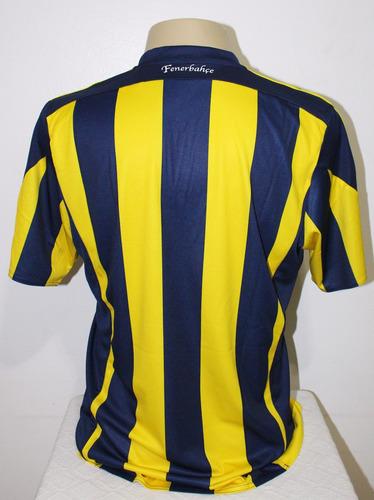 Camisa Fenerbahce Turquia Adidas Nova Original Mercado Livre