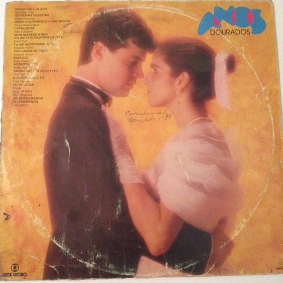 Lp Anos Dourados - Álbum 1986