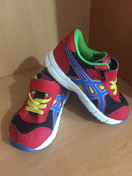 Zapatos Asics Para Niños Originales