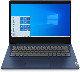 Notebook 15.6 I3 10ma 8gb Ssd 256gb Hdmi Windows 10 Azul