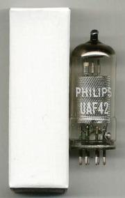 Válvula Uaf42 Philips Miniwatt, Nova, Em Embalagem Genérica