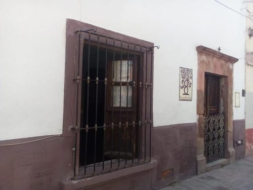 Casa Sola En Venta Centro Historico Queretaro