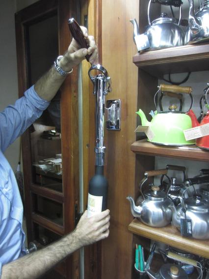 Sacacorcho Amurable C/accesorios