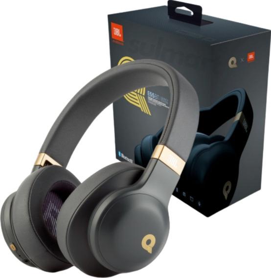 Jbl E55bt Quincy Edition Fone Ouvido Sem Fio E55 Bluetooth