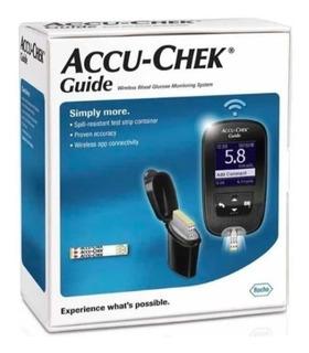 Medidor De Glucosa Accu Chek Guide Glucometro