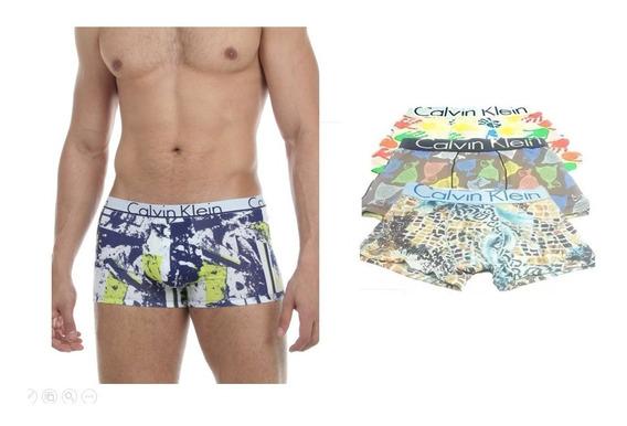 Boxer Calvin Klein Licra Colores Mayor Y Detal Tienda 8694