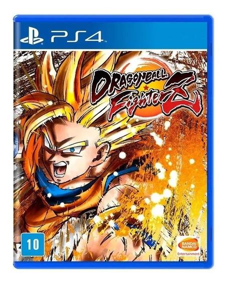 Dragonball Z Fighter - Playstation 4 - Midia Física