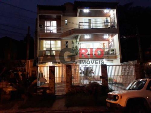 Casa Em Condomínio-à Venda-vila Valqueire-rio De Janeiro - Vvcn30075
