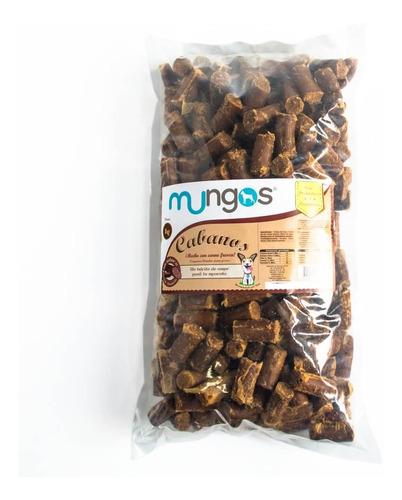 Snacks Para Perros Mungos Cabano Reca - kg a $36100