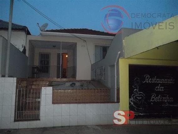 Casa Para Venda Por R$400.000,00 - Vila Curuca, Santo André / Sp - Bdi17456