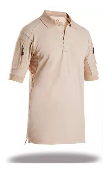 Playera Polo Sixka Tactica Confortac Shirt 707 Envio Gratis