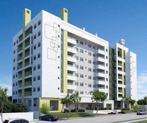 Imagem 1 de 13 de Apartamento Residencial Para Venda, Cristo Rei, Curitiba - Ap7245. - Ap7245-inc