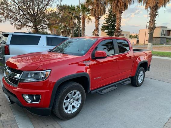 Chevrolet Colorado 3.6 Paq. C 4x4 At 2019