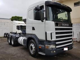 Scania 124 400 2005 Sem Entrada 113 114 Volvo Fh 380 440 360