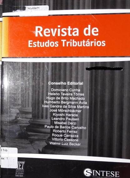 Revista De Estudos Tributários Nº 84 - Mar-abr/2012 Domici