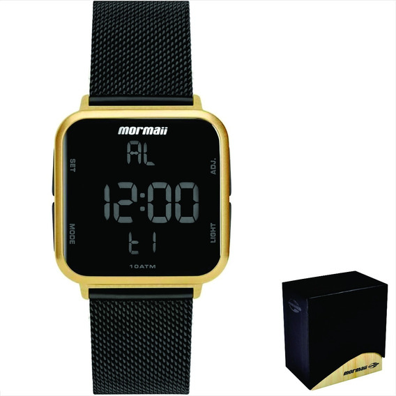 Relógio Mormaii Feminino Original C/garantia Nf Mo6600ah/8p