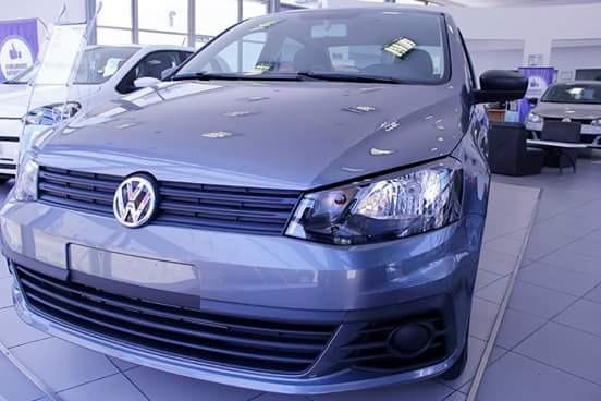 Volkswagen Voyage 1.6 Trendline 101cv Retira $180.000 Lm