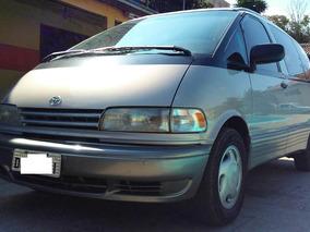 Raridade Toyota Previa 1995 Impecável