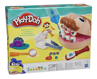 Dentista Bromista 5 Potes Original Play - Doh