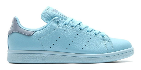 Tenis adidas Hombre Azul Stan Smith Bz0472