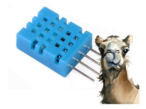Modulo Sensor Humedad Y Temperatura Dht11 Arduino