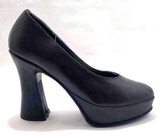 Zapatos Sam123 Talles Chicos Oferta Stilettos Taco Palo