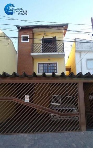 Venda Sobrado São Paulo Jardim Regina - S37