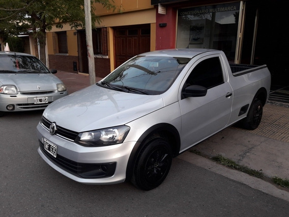 Volkswagen Saveiro 1.6 Gp Cs 101cv Aa+hd+safety 2015