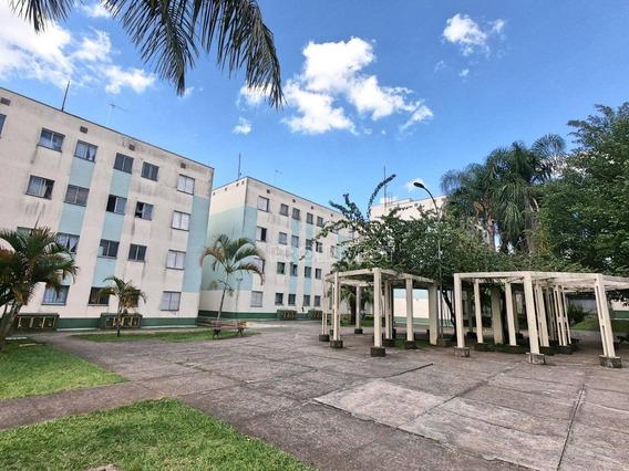 Apartamento À Venda, 54 M² Por R$ 195.000,00 - Granja Viana - Cotia/sp - Ap4356