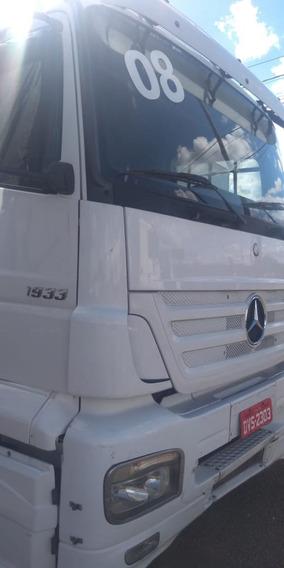 Mercedes-benz Axor 1933 - 4x2 - 2008/2008