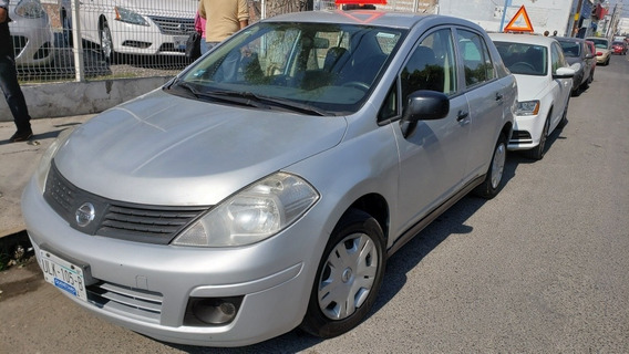 Nissan Tiida 1.8 Advance Sedan Mt 2011