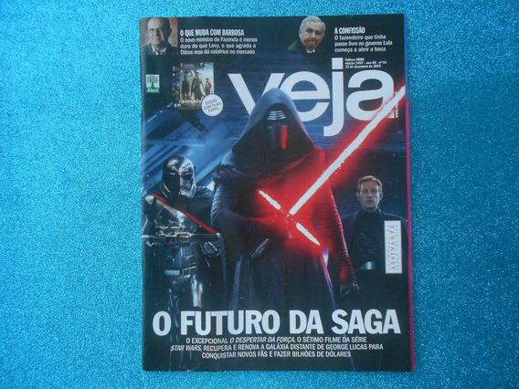 Revista Veja Edição Nº2457 Ano 48 Nº51 23/12/2015