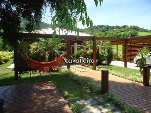 Casa Residencial À Venda, Ubatiba, Maricá. - Ca2286