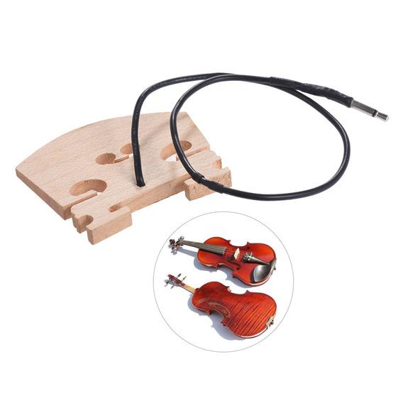 3*ponte Violino Com Internamente Montado Piezo De Atua??o Pa