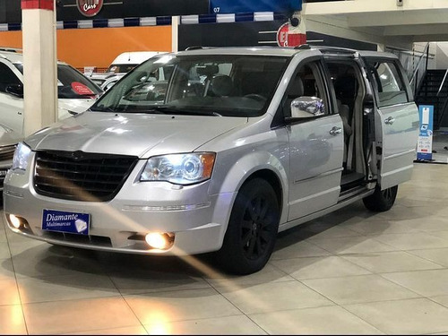 Chrysler Town N Country Limited 2008