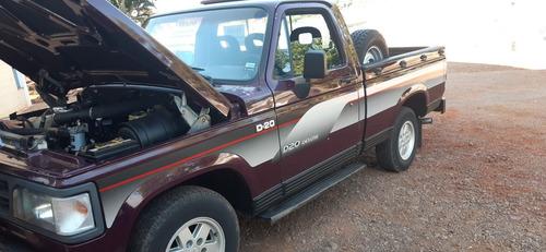 Chevrolet D20 Motor Maxx
