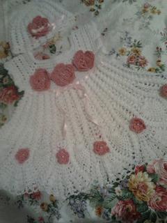 Ropa De Bebé A Crochet
