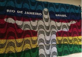 Canga De Praia Rio De Janeiro Várias Estampas