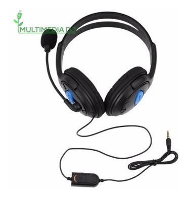 Audífonos Ps4 Gaming Micrófono Headphones Xboox Pc Play Mdj