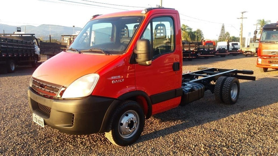 Iveco Daily 55c16 Cs - No Chassi