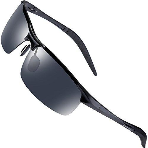 65d1f23dec Gafas De Sol Polarizadas Deportivas Para Hombres - Wearpro G - $ 128.900 en  Mercado Libre