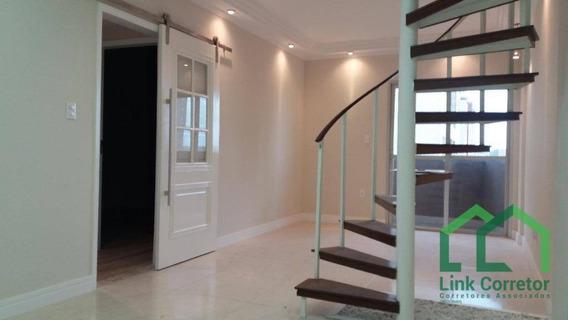 Apartamento Duplex Residencial À Venda, Jardim Aurélia, Campinas. - Ad0010