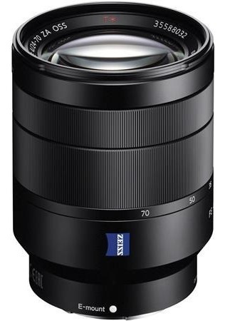 Lente 24-70 F4 Carl Zeiss - E-mount For Sony
