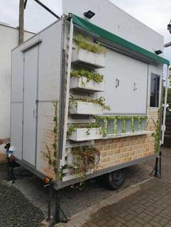 Food Truck Decorado