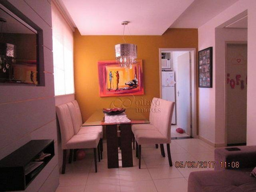 Imagem 1 de 17 de Apartamento À Venda, 46 M² Por R$ 119.000,00 - Virgem Santa - Macaé/rj - Ap7699