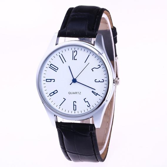 Reloj Casual Cuarzo Marca Susenstone Modelo Gran Gatsby Noir